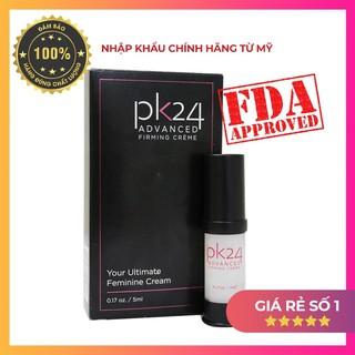 [HÀNG MỸ] Gel làm hồng và se khít cô bé PK24 Advanced (5ml) – hiệu quả nhanh hơn, se khít và làm hồng nhanh gấp 2 lần