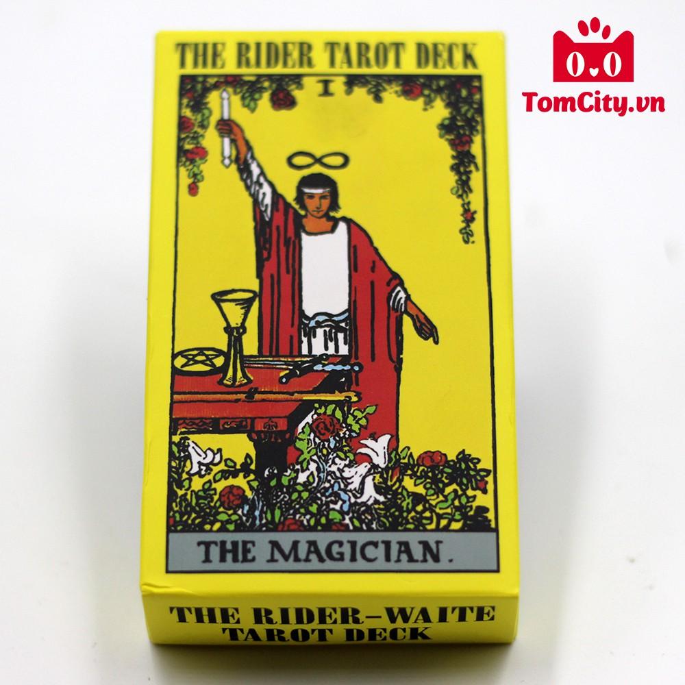 Bộ Bài Rider-Waite Tarot The Deck Chất Lượng Cao