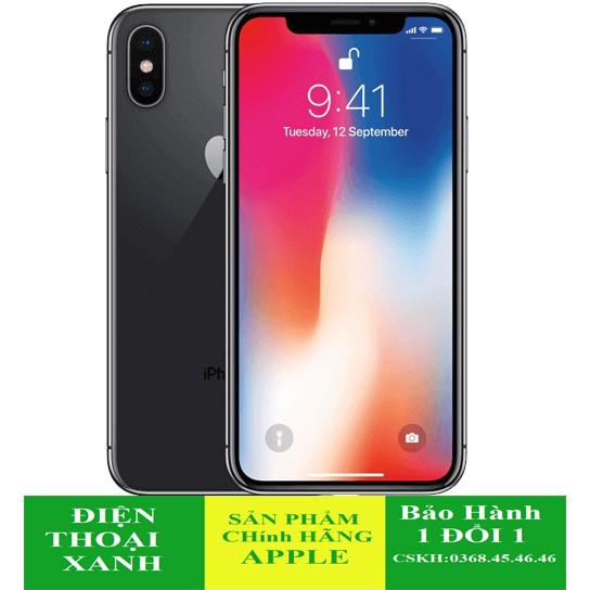 Điện thoại iPhone X 64GB Quốc Tế Mới 99%