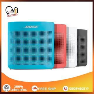 [Mã ELTECHZONE giảm 6% đơn 500K] Loa Bose soundlink Color ii - New 100%