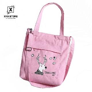 Túi Vải Tote XinhStore Hình Hưu thumbnail