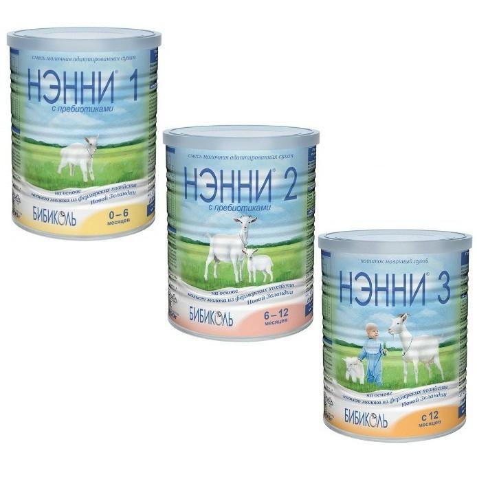 Sữa dê Vitacare Nanny số 1 400g 0-6 tháng