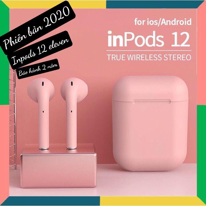 ✴️✴️Bảo Hành Lỗi Đổi Mới 30 Ngày ✴️✴️ Cam Kết Nghe Hay✴️✴️ Tai Nghe Bluetooth Không Dây Inpods12 Điều Khiển Cảm Biến