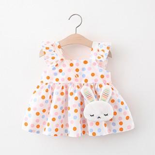 Váy cho bé thiết kế sang chảng, chất liệu thoáng mát, hàng thiết kế Quảng Châu - Váy thiết kế váy xinh cho bé