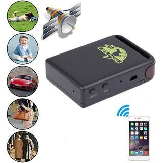 Thiết Bị Định Vị Mini Gsm Gprs Gps Tk102b D44 thumbnail