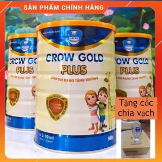 Sữa Grow Gold Plus 900g – giúp tăng chiều cao,phát triển toàn diện cho trẻ từ 3 đến 10 tuổi