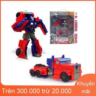 Robot Transformers biến hình Optimus Prime