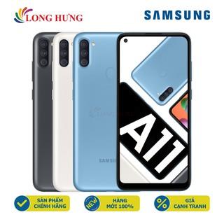 [Mã ELMS3TR giảm 7% đơn 2TR] Điện thoại Samsung Galaxy A11 - Hàng chính hãng