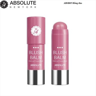 Phấn má dạng kem Absolute New York Bronzer Balm ABSB05 hồng đào 5g thumbnail