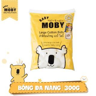 Bông đa năng Baby Moby 100gr
