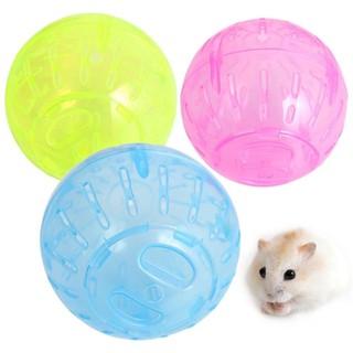 Đồ Chơi Bóng Chạy Bằng Nhựa Cho Chuột HamsterEJFGH thumbnail