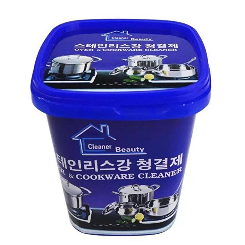 Kem đa năng tẩy xoong nồi và đồ gia dụng Hàn Quốc - 2701097 , 261542537 , 322_261542537 , 45000 , Kem-da-nang-tay-xoong-noi-va-do-gia-dung-Han-Quoc-322_261542537 , shopee.vn , Kem đa năng tẩy xoong nồi và đồ gia dụng Hàn Quốc