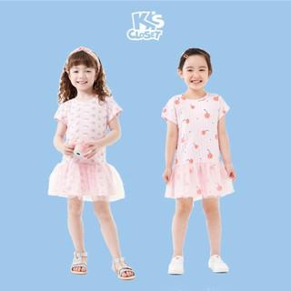 Đầm Bé Gái (Từ 01 - 06 Tuổi) K's Closet B050TES TMMN