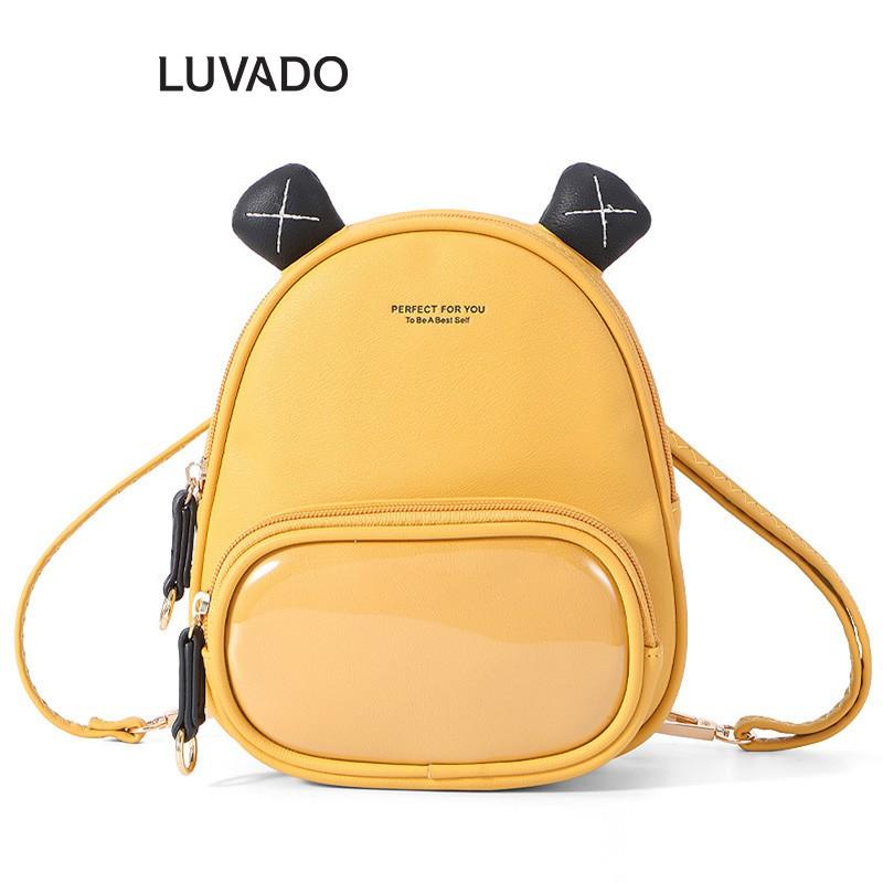 Balo nữ đẹp đi học thời trang PERFECT FOR YOU Nhỏ cá tính LUVADO BL116