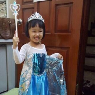 Đầm công chúa elsa 15