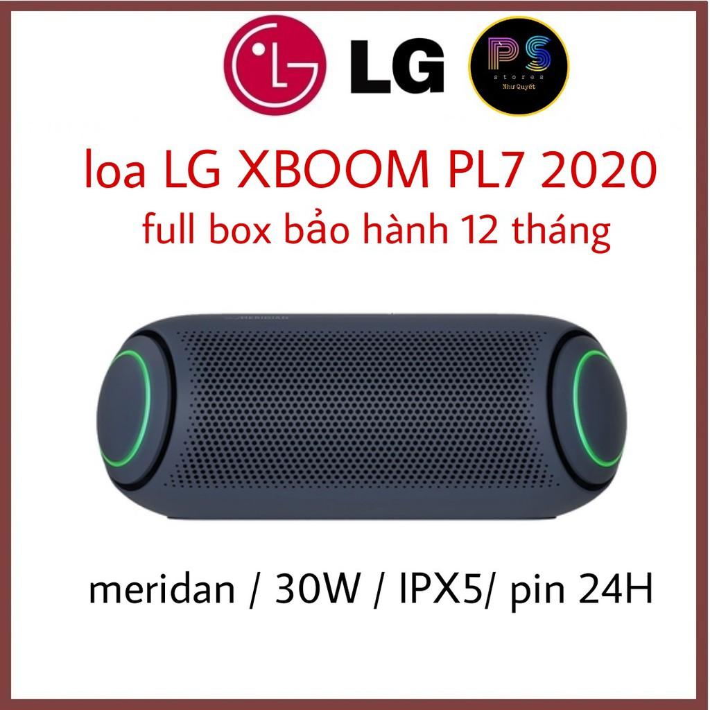 Loa Bluetooth LG Xboom Go PL7 30W chính hãng