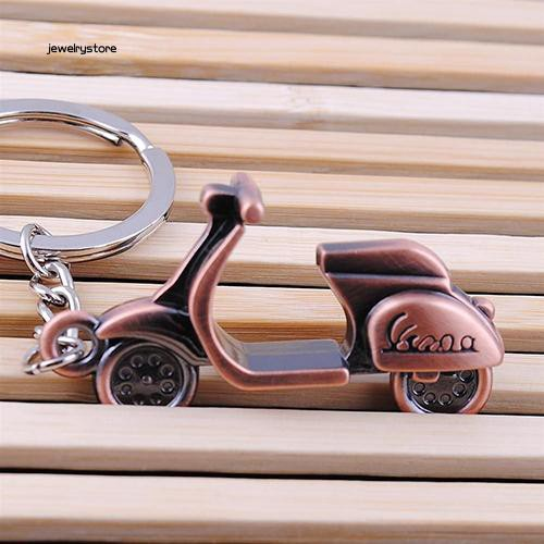 ✨SP✨ Classic 3D Motorcycle Scooter Pendant Keyring Keychain Key Chain Creative Gift