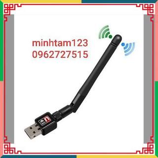 [Hàng cao cấp] USB THU WIFIi CÓ ANTEN 802.11 chất lượng -PC