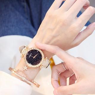 Đồng hồ đeo tay thời trang nam nữ Monava cực đẹp DH20