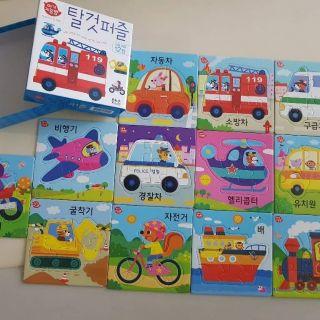 Bộ ghép hình Hàn Quốc cho bé (có chứng nhận KC)