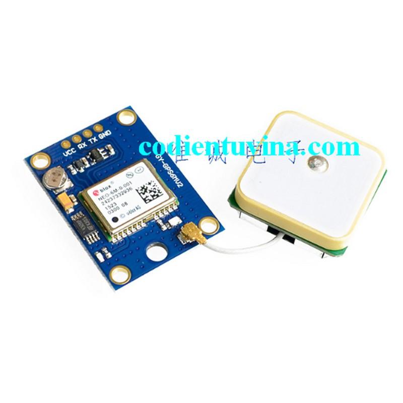Module GPS NEO-6M