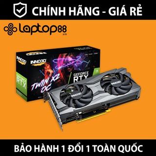 Card màn hình VGA Inno3D GeForce RTX 3060 Twin X2 OC – Hàng chính hãng – Bảo hành 36 tháng
