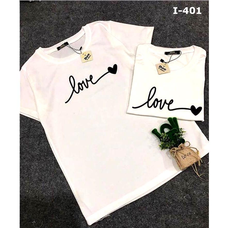 I401 - ÁO THUN LOVE