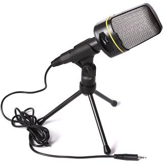 Micro thu âm chất lượng cao, chống ồn dùng cho máy tính ,laptop hô trợ học Online, chat videocall, live stream