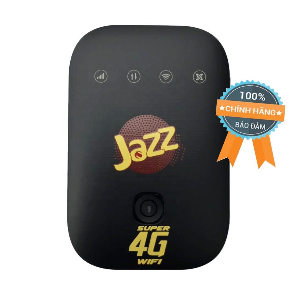 Cục phát wifi 4g Jazz MF673 - wifi không dây 4g Jazz phát 12 máy kết nối,vds shop