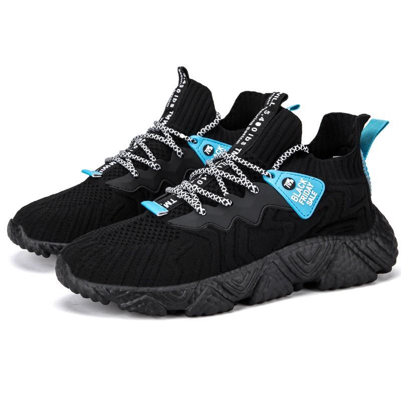 (Có 2 Màu) Giày nam sneaker cao cấp Black FIday Sale hottrend 2021 - giày thể thao xu hướng mới nhất
