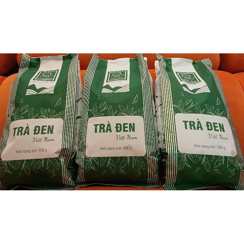 Trà Đen Phúc Long 500g giá rẻ - Nguyên liệu trà sữa