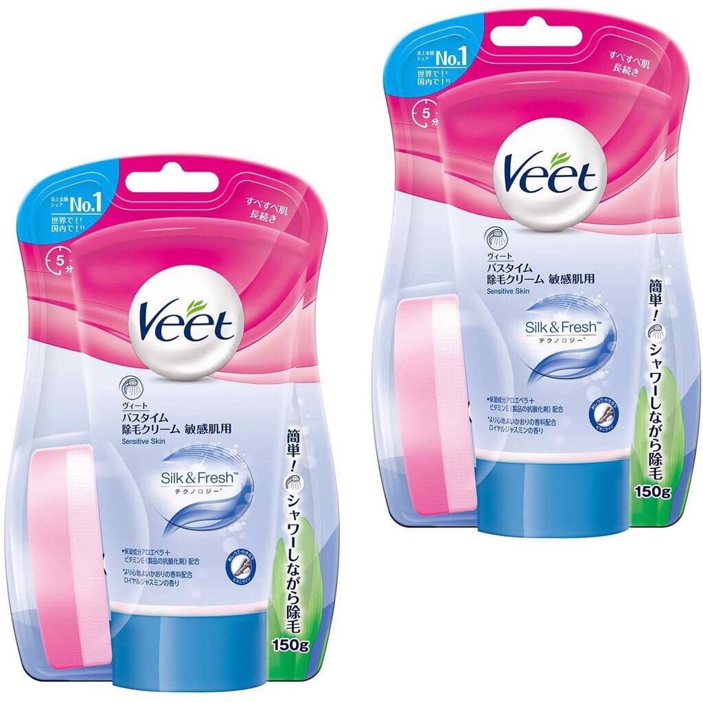 Kem tẩy lông Veet 150g