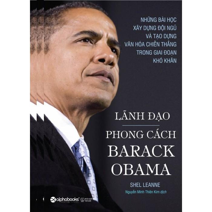 Lãnh Đạo Phong Cách Barack Obama - 9967396 , 582782879 , 322_582782879 , 129000 , Lanh-Dao-Phong-Cach-Barack-Obama-322_582782879 , shopee.vn , Lãnh Đạo Phong Cách Barack Obama