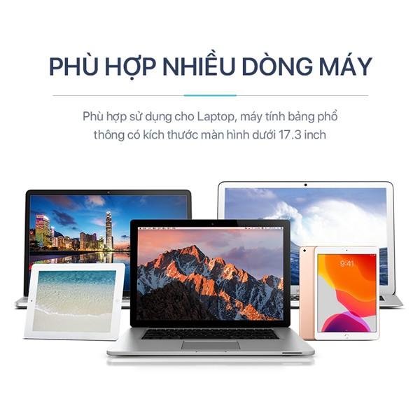 Giá Đỡ Laptop ACOME ALS01 Dễ Dàng Gấp Gọn Hợp Kim Nhôm Cao Cấp Phù Họp Nhiều Dòng Laptop