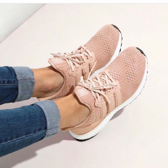 Giày Thể Thao sneaker ultra boost 4.0 pale pink_SCH