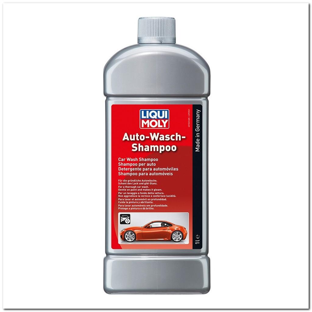 Nước rửa xe Liqui Moly Car Wash Shampoo 1L