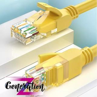 [Mã ELORDER5 giảm 10k đơn 20k] Cáp mạng bấm sẵn 2 đầu Cat5e Ugreen dài 1M - 10M