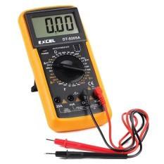 Đồng hồ đo vạn năng Excel DT9205A chuyên dụng sửa chữa điện tử GamoShop (Đen phối vàng) - 3526552 , 1127328350 , 322_1127328350 , 199900 , Dong-ho-do-van-nang-Excel-DT9205A-chuyen-dung-sua-chua-dien-tu-GamoShop-Den-phoi-vang-322_1127328350 , shopee.vn , Đồng hồ đo vạn năng Excel DT9205A chuyên dụng sửa chữa điện tử GamoShop (Đen phối vàng)