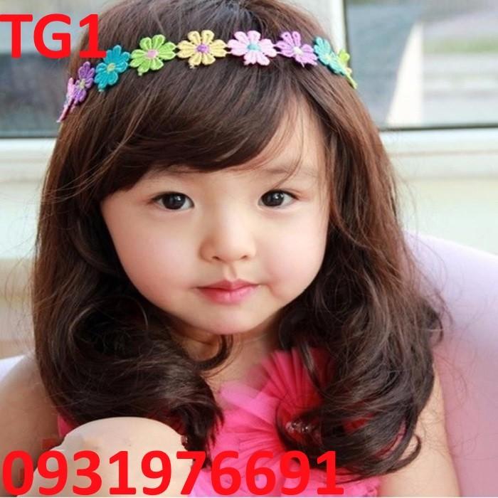 Bộ tóc giả Hàn quốc cho bé xoăn uốn lọn TG1 - 2867870 , 72419879 , 322_72419879 , 190000 , Bo-toc-gia-Han-quoc-cho-be-xoan-uon-lon-TG1-322_72419879 , shopee.vn , Bộ tóc giả Hàn quốc cho bé xoăn uốn lọn TG1