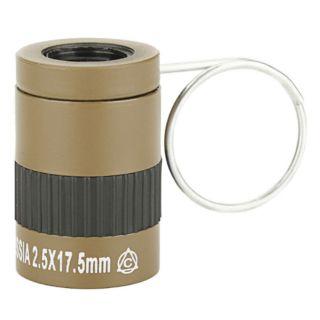 Ống nhòm siêu nhỏ Mini bỏ túi 2.5×17.5