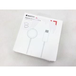 Cáp đế sạc chính hãng Apple Watch bản thép usb và type-c