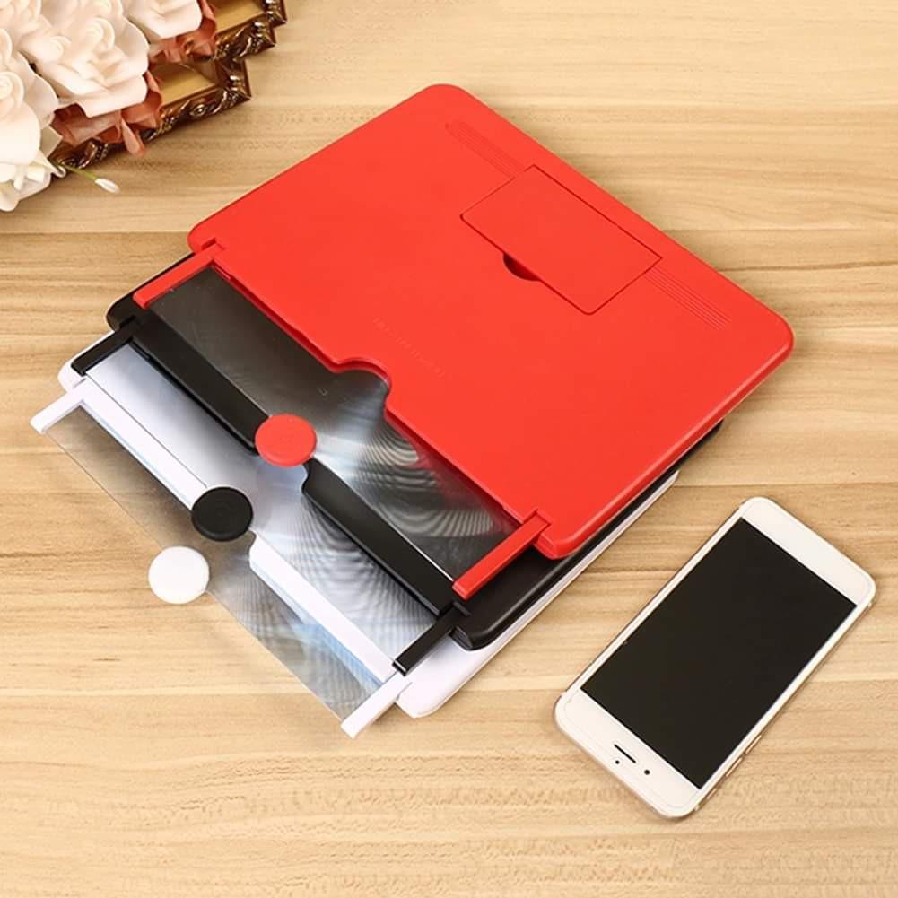 Kính phóng to màn hình điện thoại - Dụng cụ phóng đại màn hình điện thoại - sắc nét, dùng cho tất cả điện thoại