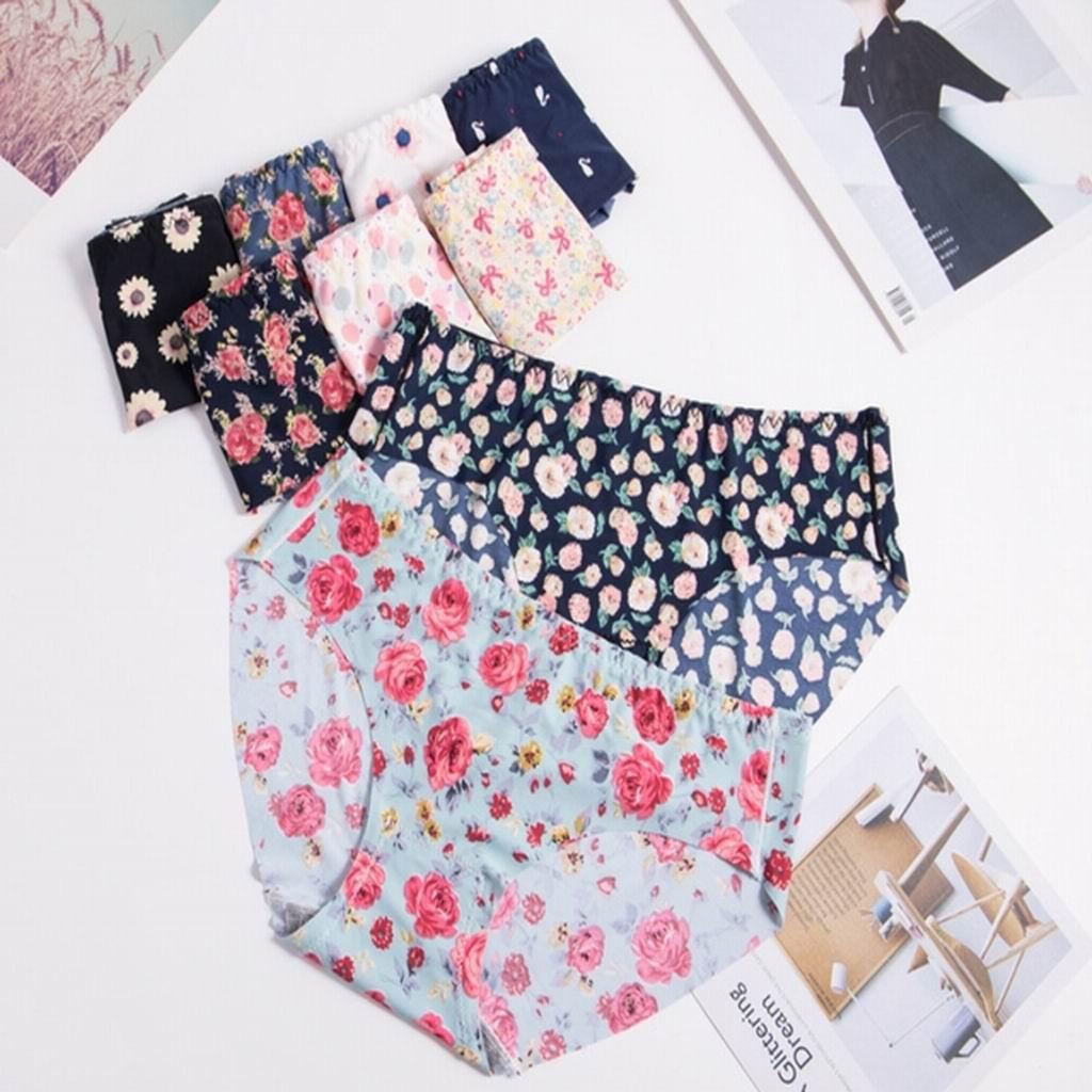 [quần điều hòa ] 10 quần lót điều hòa, quần lót thông hơi, quần lót cotton ,quần không đường may, quần lót ren