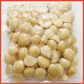 Hạt macca tách vỏ 250gr – Macca Việt Nam giòn tan thượng hạng Hoàn toàn tự nhiên