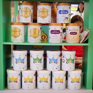 Combo 12 Lon Sữa Koko Crown Đủ Số 800g thumbnail