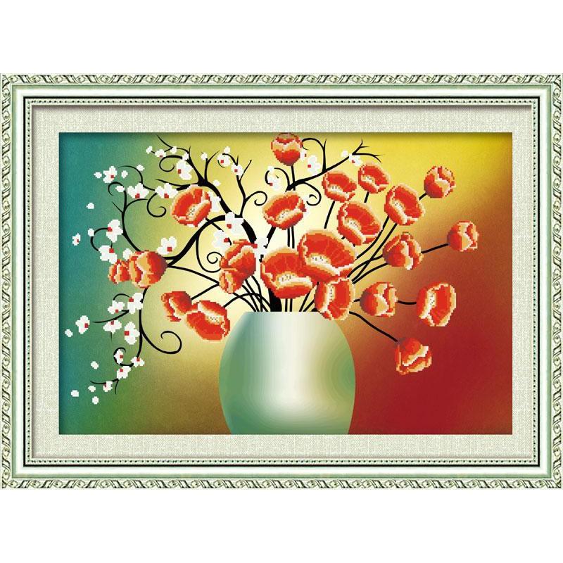 Bình Hoa Khoe Sắc (Vải In 3D) - 3262670 , 674232437 , 322_674232437 , 123000 , Binh-Hoa-Khoe-Sac-Vai-In-3D-322_674232437 , shopee.vn , Bình Hoa Khoe Sắc (Vải In 3D)