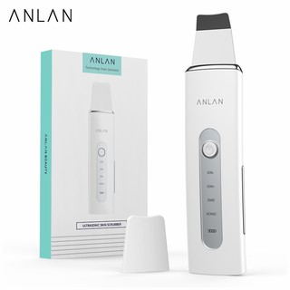 ANLAN Ultrasonic Skin Scrubber Blackhead Removal Rechargeable thumbnail