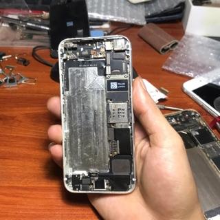 Cụm main điện thoại iPhone 5s 32 gb với 16gb bypass iCloud có sóng rẻ như xác