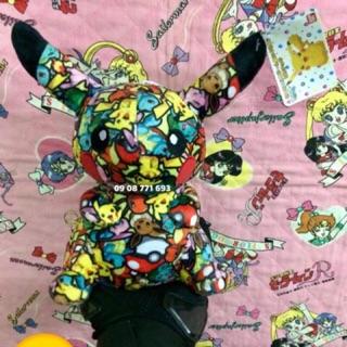 Thú bông Pikachu 23cm