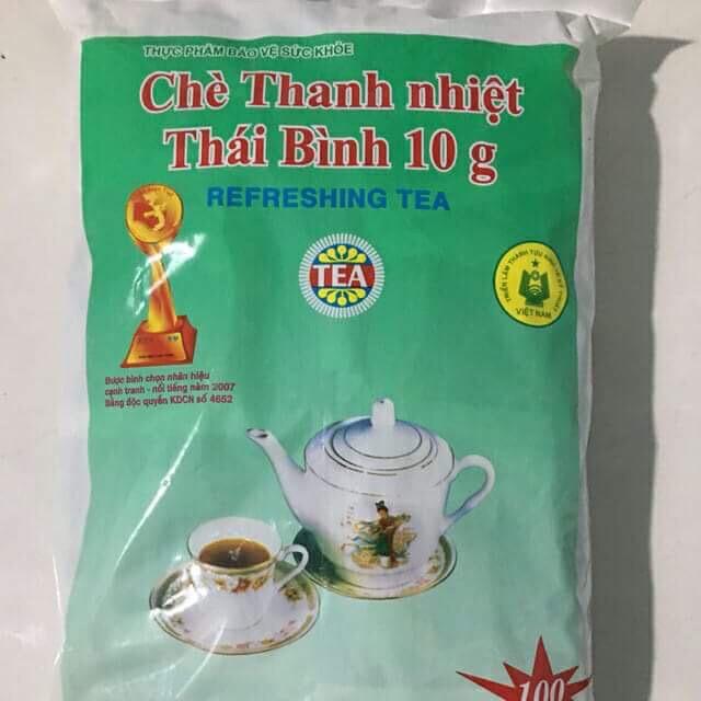 10 gói trà thanh nhiệt (1 gói 10g)